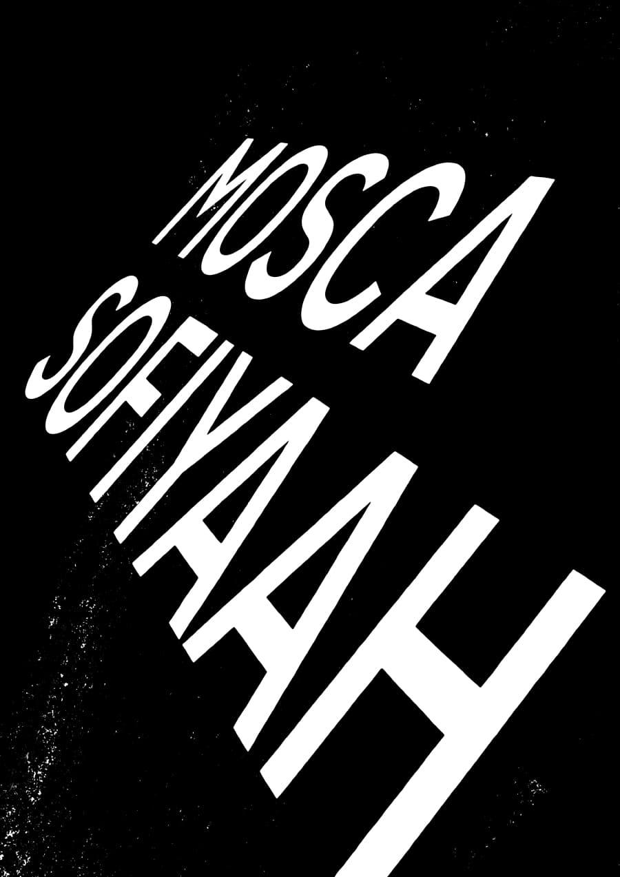 Poster: Roads 12 w/ Mosca, Sofiyaah