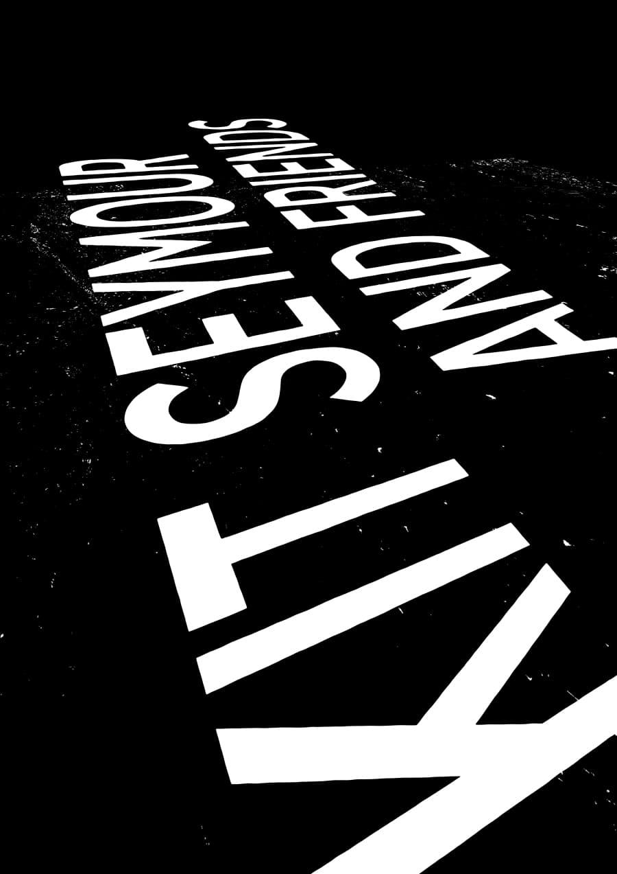 Poster: Roads 23 w/ Kit Seymour & friends